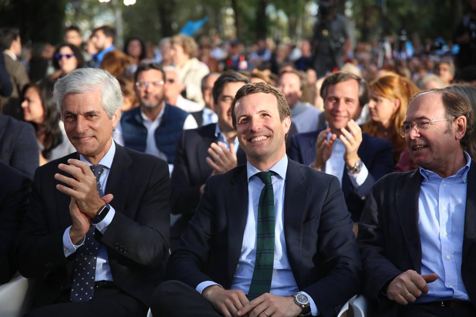 Casado exige un cara a cara con Sánchez y después se abre a hacer otros formatos de debate con más partidos
