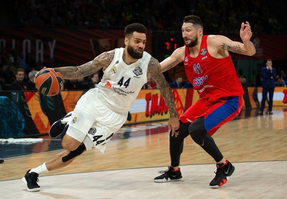 Baloncesto/Final Four.- El Real Madrid sucumbe ante el CSKA y se despide de la Undécima