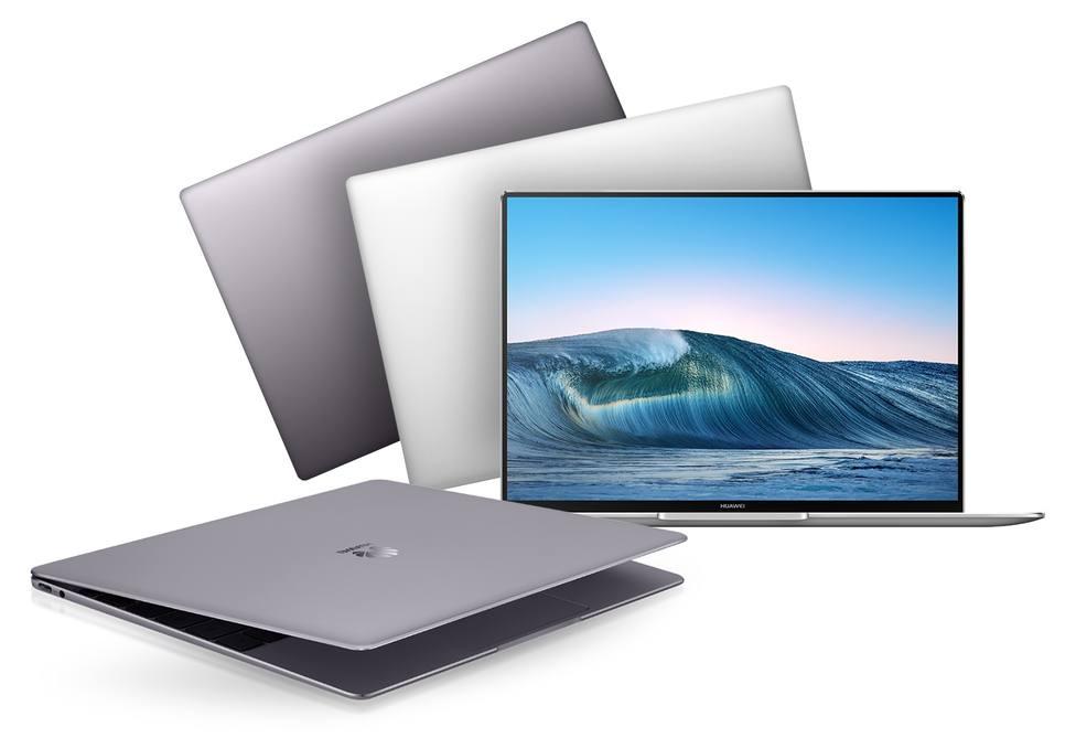 Huawei paraliza el lanzamiento de su nuevo portátil Matebook por el veto estadounidense
