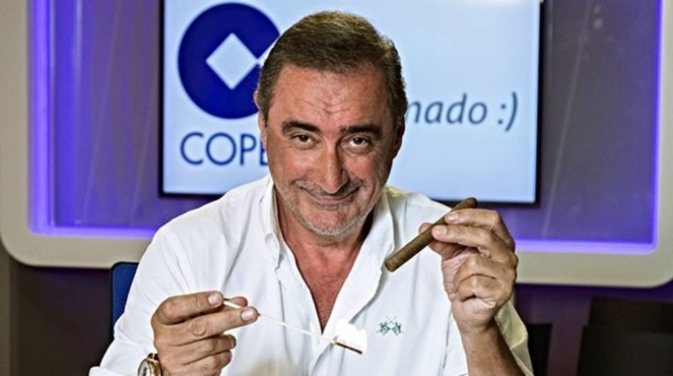 Carlos Herrera celebra este viernes 1.000 programas en COPE