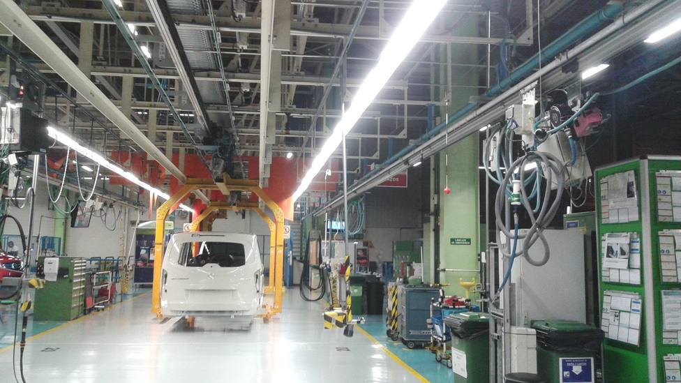 La planta de Mercedes-Benz en Vitoria suspende su producción los sábados 13 y 20 de julio