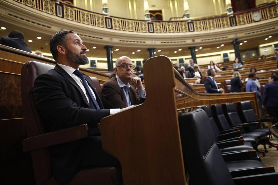 Vox denunciará al Congreso ante la Inspección de Trabajo si no cambia la ubicación de sus asistentes