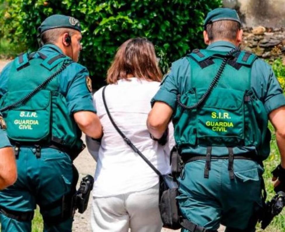 """La alcaldesa de Viveiro califica como """"impactante"""" la detención de una vecina por terrorismo"""