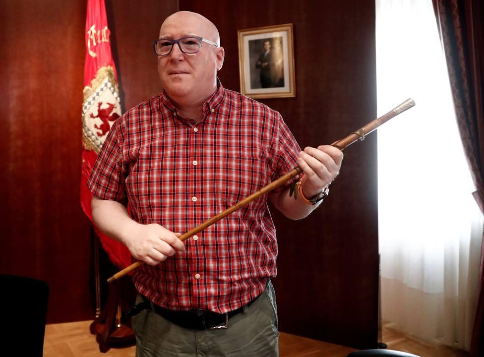 Así es el alcalde de Bildu que gobernará Huarte gracias al regalo del PSN