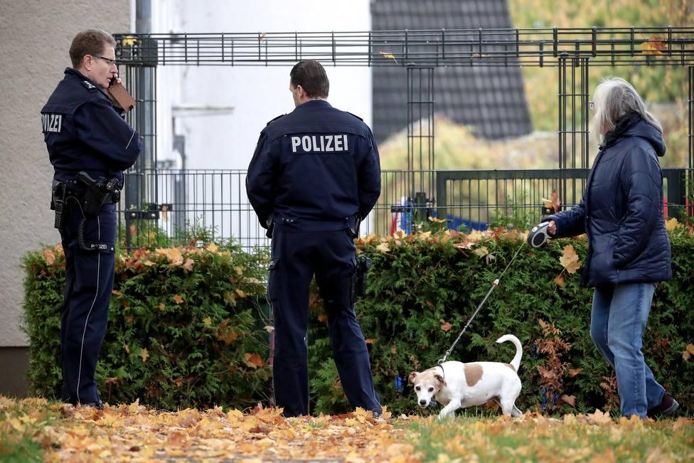 Detenida una alemana de 15 años por matar a su hermano de 3 a puñaladas