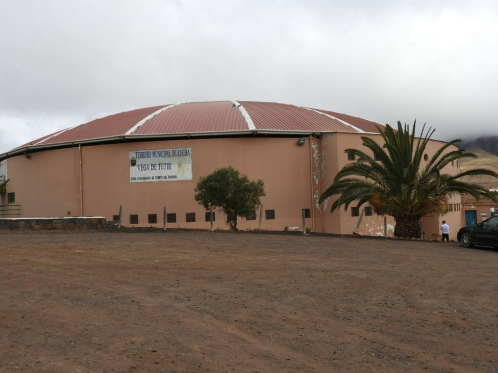 Terrero Lucha Canaria