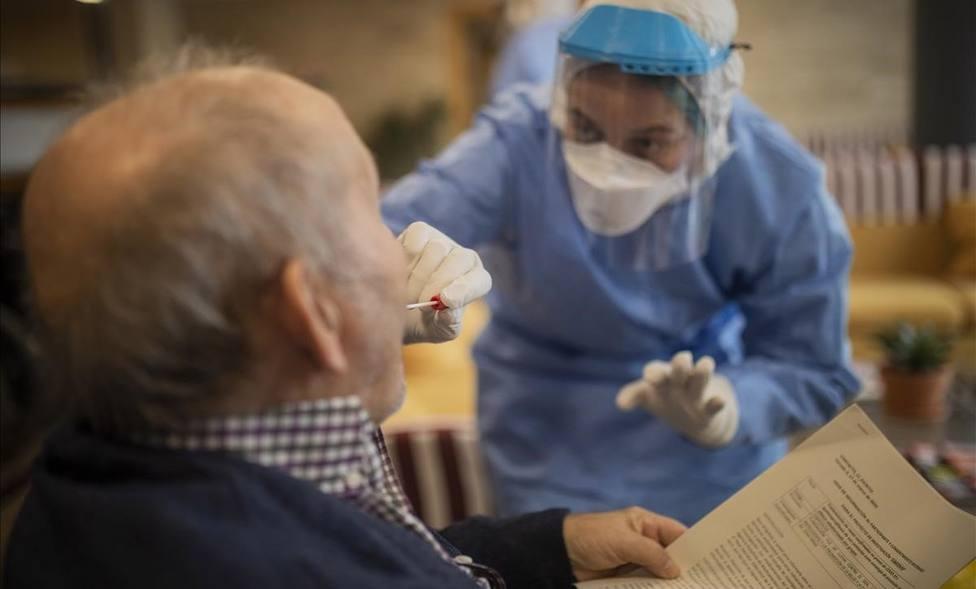 La Rioja suspende otra vez las visitas a las residencias de personas mayores y personas con discapacidad