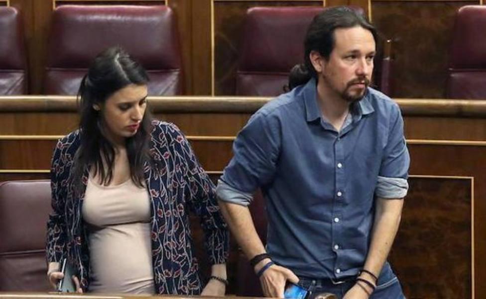 Ingresados los hijos gemelos de Pablo Iglesias e Irene Montero como consecuencia de una bronquiolitis