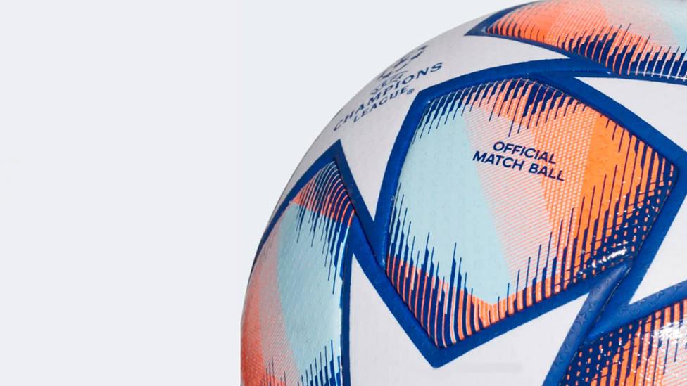 Adidas presenta Ready for the Stars, el nuevo balón de la Champions League