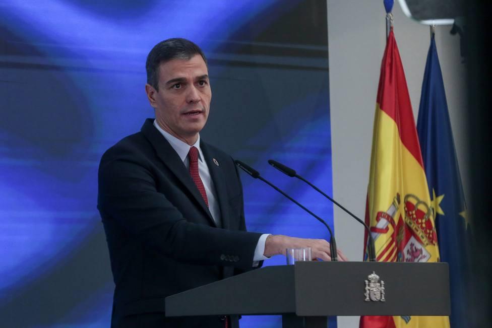 Sánchez apoya al vicepresidente Iglesias y asegura no estar preocupado