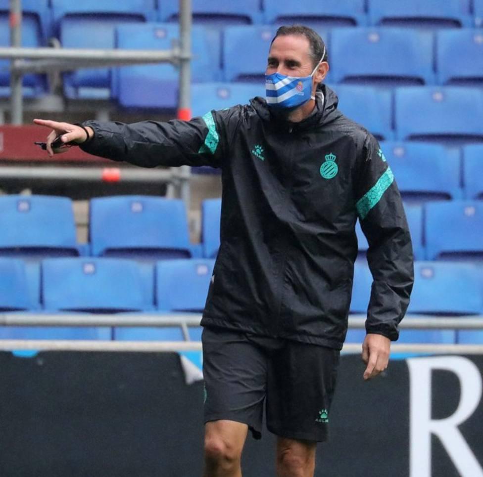 Vicente Moreno: Pido perdón si alguien ha malinterpretado mis palabras hacia los jugadores del Sabadell