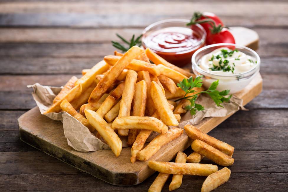 Conseguir patatas fritas muy crujientes es posible con este infalible truco