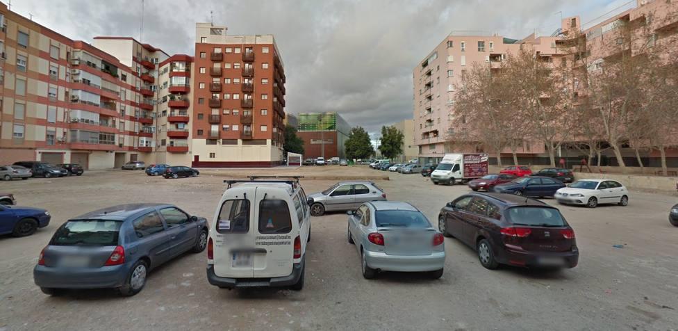 Plaza músico Antonio Eiximeno