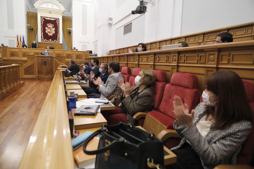 La enmienda a la totalidad del PP a los presupuestos de la Junta, a debate este jueves en las Cortes