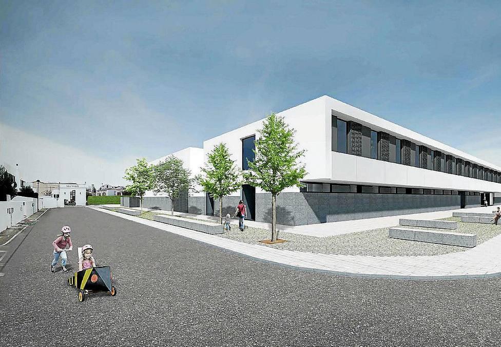 Juaneda acelera la construcción del nuevo hospital de Ciutadella