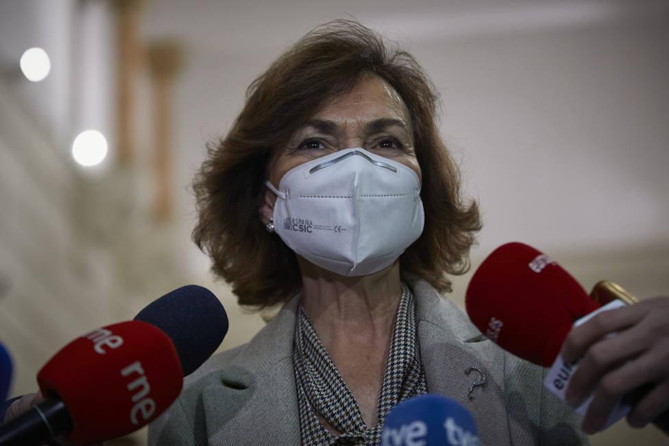 Calvo avisa al PP: En cualquier momento, el Gobierno va a dejar de consentir la falta de respeto