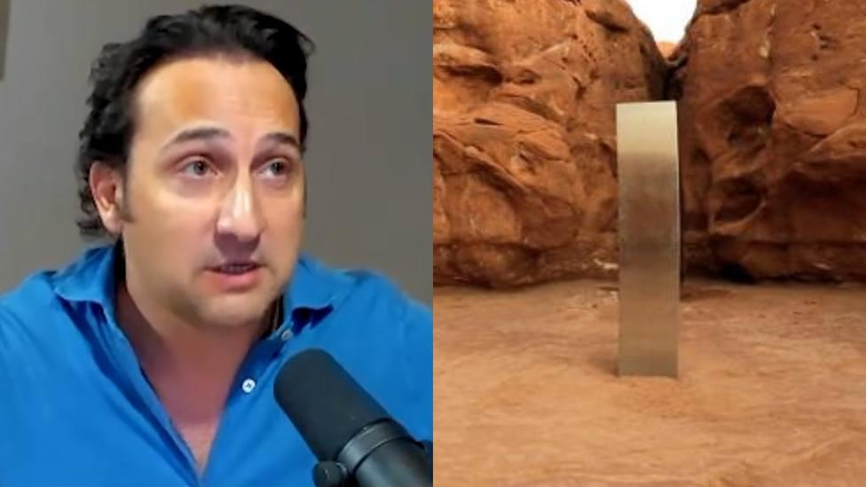 Iker Jiménez arroja luz sobre el misterio del monolito de Utah: Una maniobra