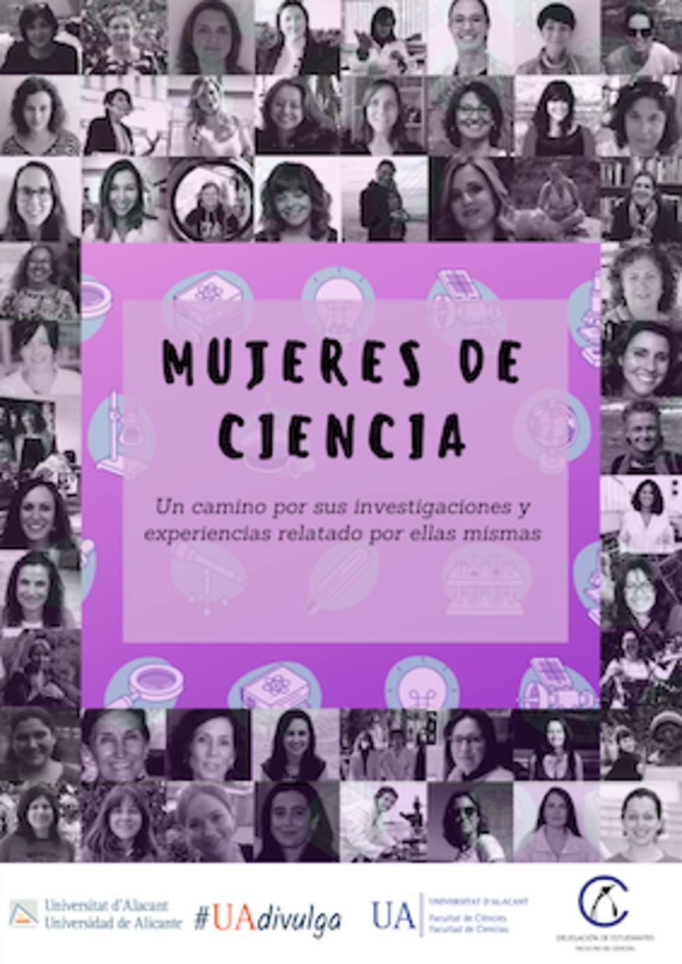 Más de 50 científicas visibilizan el papel de la mujer en la Ciencia en una campaña de la Universidad de Alica