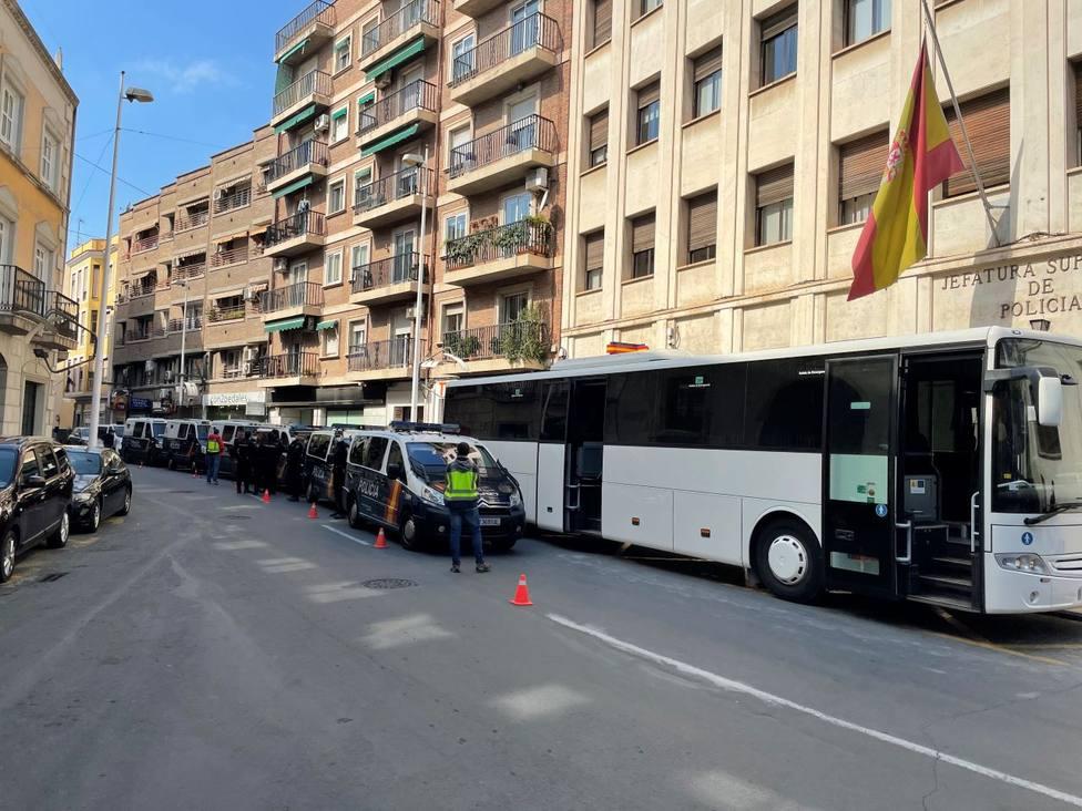 Policía Nacional ha detenido a treinta y nueve personas en un operativo contra la falsedad documental