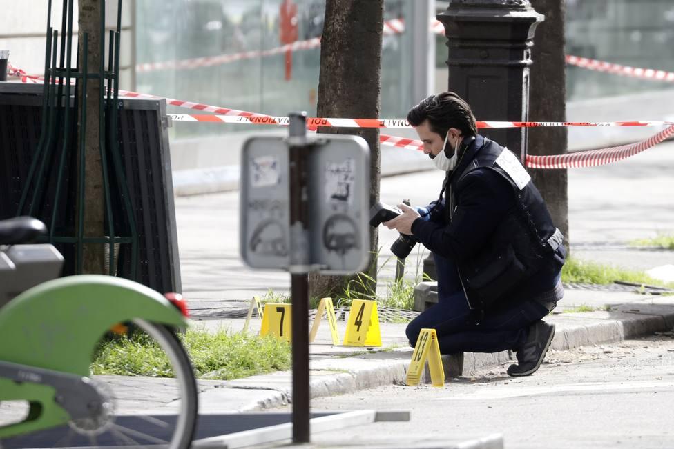 Nuevo tiroteo en París, en el que un hombre ha muerto y una niña de diez años ha resultado herida de gravedad