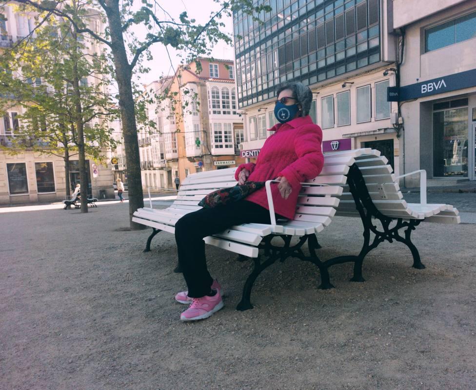 Nuevo mobiliario urbano accesible en la Plaza de Armas. FOTO: ASCM