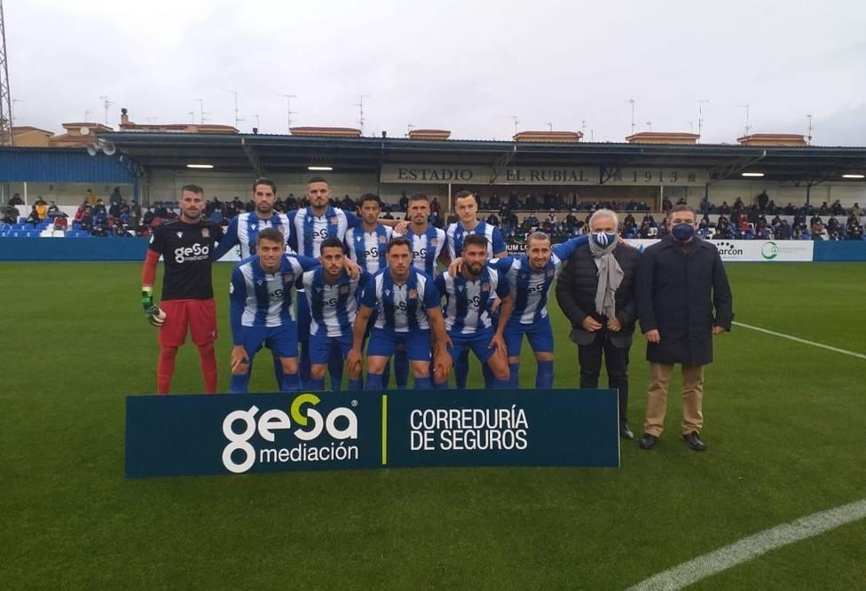 El Águilas FC a cerrar el objetivo