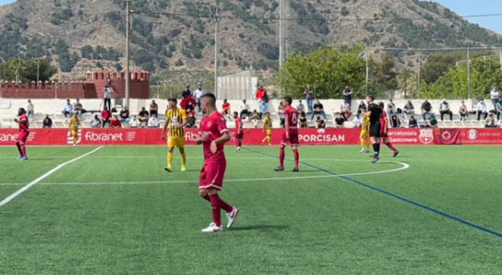 Racing Murcia y Atlético Pulpileño se reparten los puntos (1-1)
