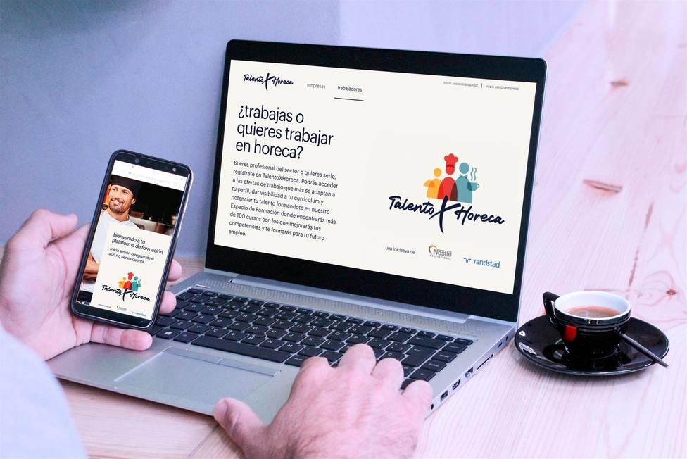Nestlé y Randstan crean la plataforma TalentoXHoreca - NESTLÉ / RANDSTAND