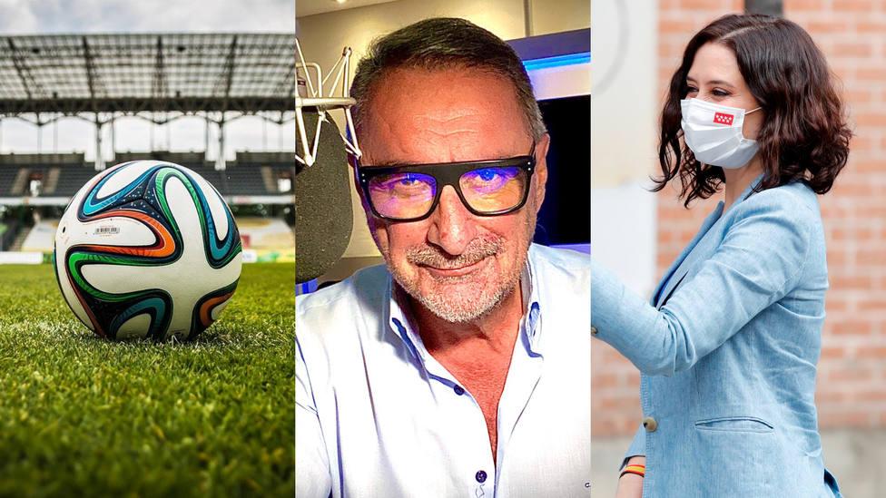 La sentencia de Carlos Herrera a los ingleses por la Superliga, entre lo más leído de esta semana
