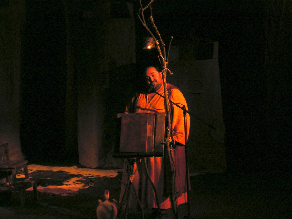 Juanma Cifuentes, actor y director
