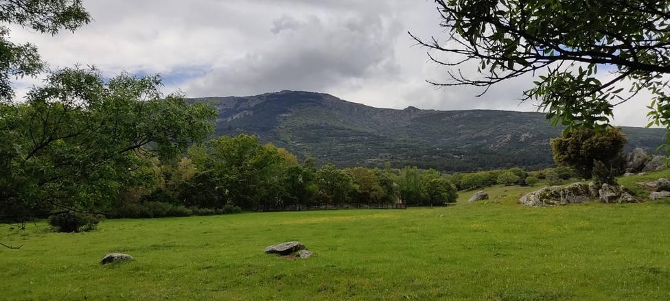 Monte Abantos de San Lorenzo de El Escorial