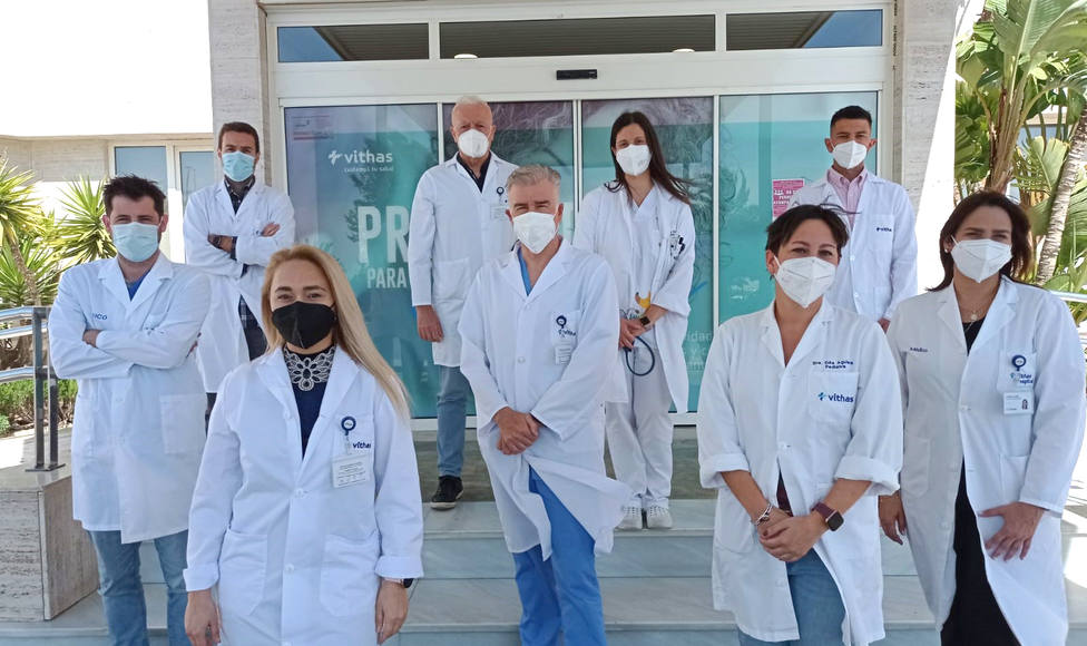 Vithas Almería y Grupo IHP ponen en marcha un servicio integral de pediatría con unidades especializadas