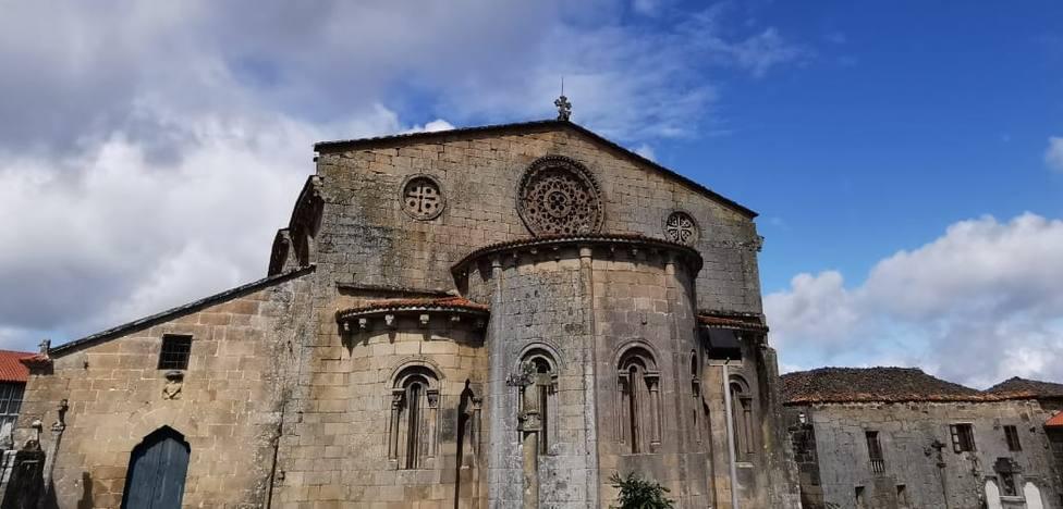 Iglesia de Santa Mariña de Augas Santas