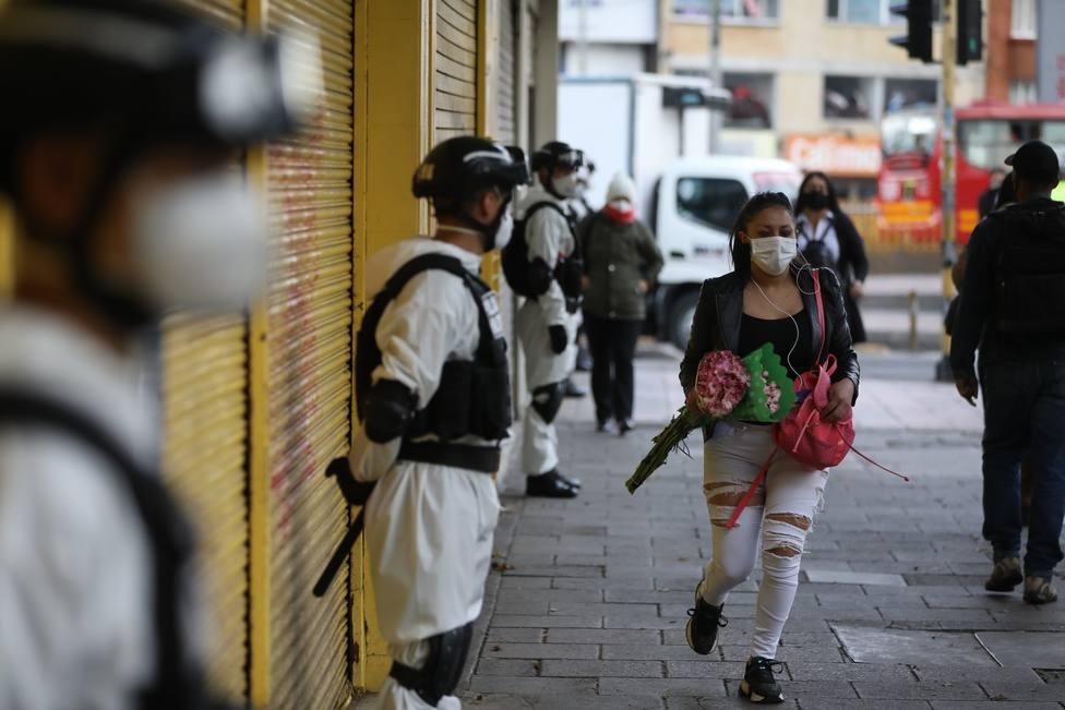 Ascienden a nueve los muertos por una explosión en una mina de Colombia