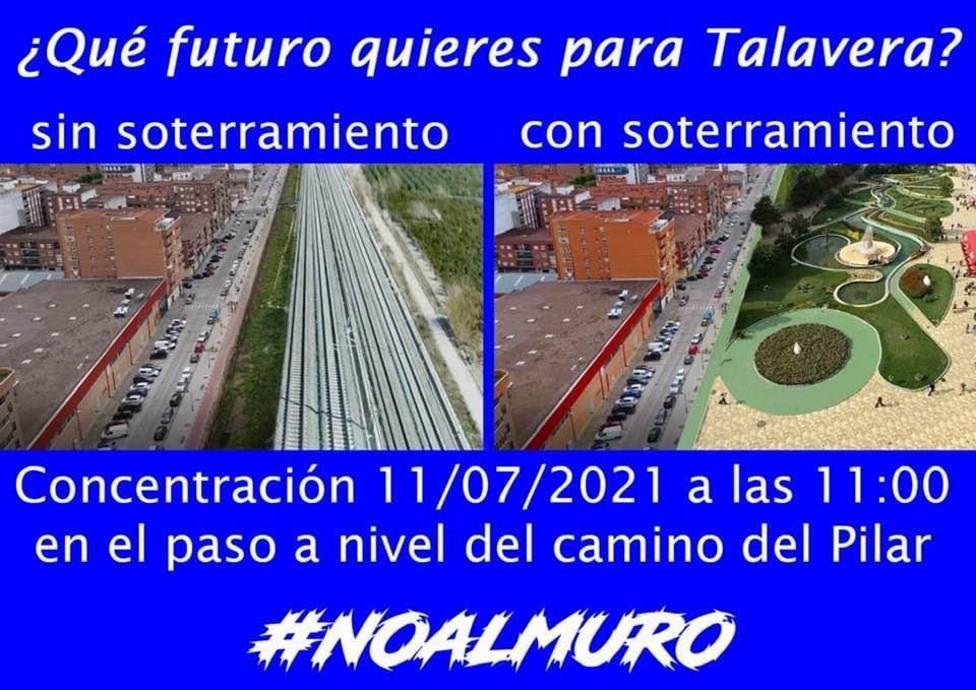 ¡NO AL MURO!