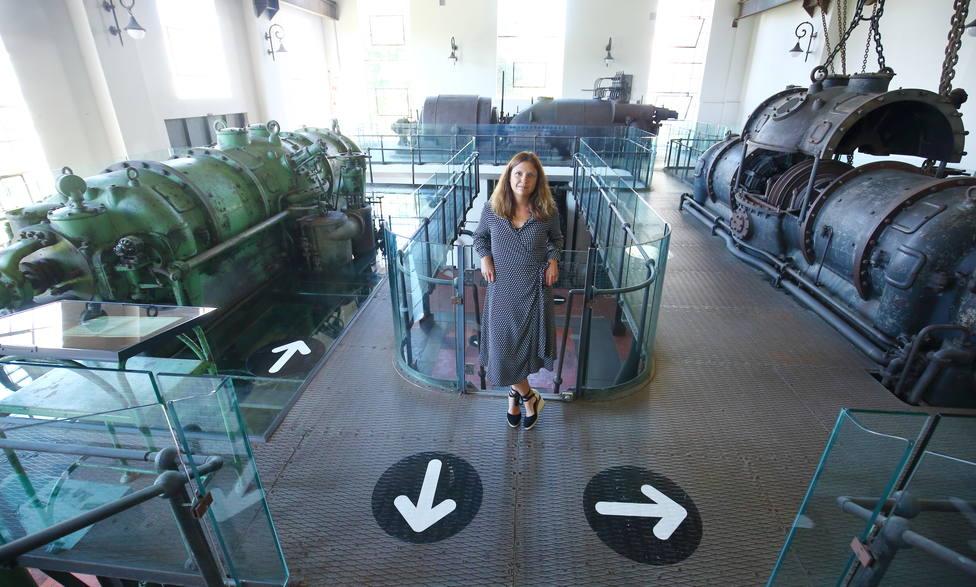 X Aniversario del Museo de la Energía, Ene Museo, de Ponferrada