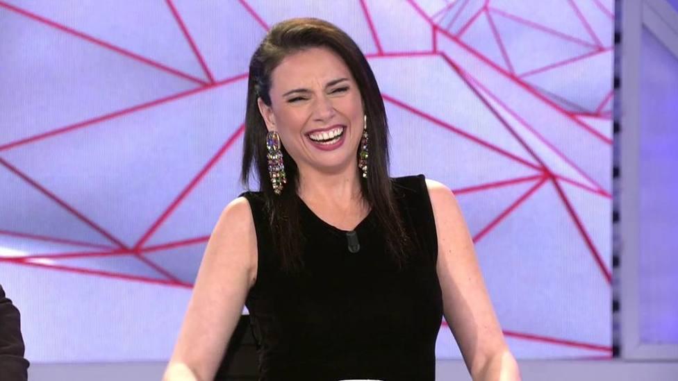 Marta Flich vuelve al plató de Todo es mentira y sorprende con un mensaje revelador: Está esperando