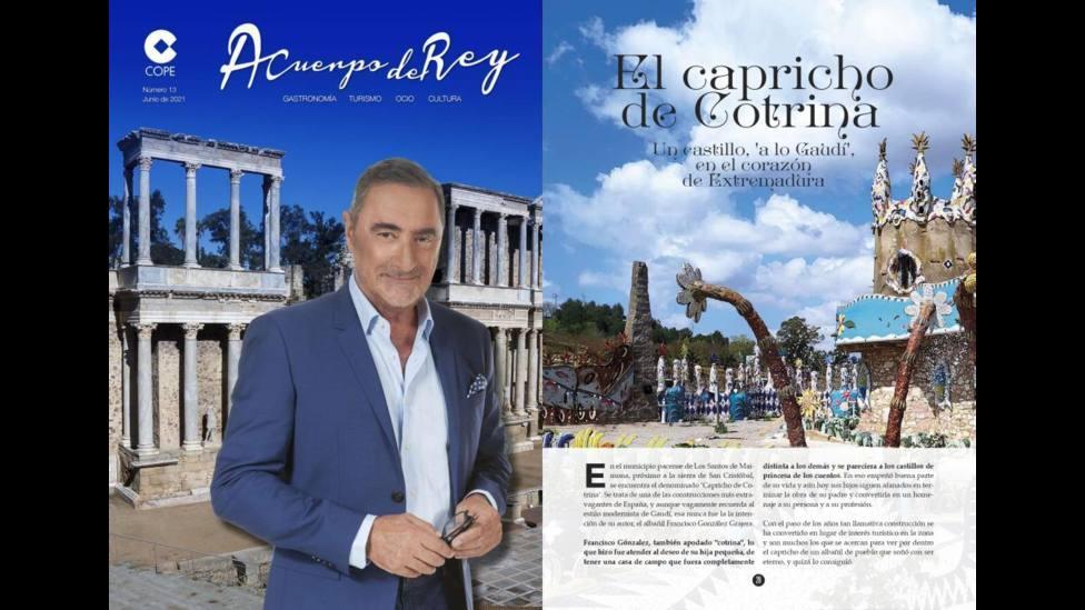 Ya está disponible el nuevo número de la revista A Cuerpo de Rey (#13).