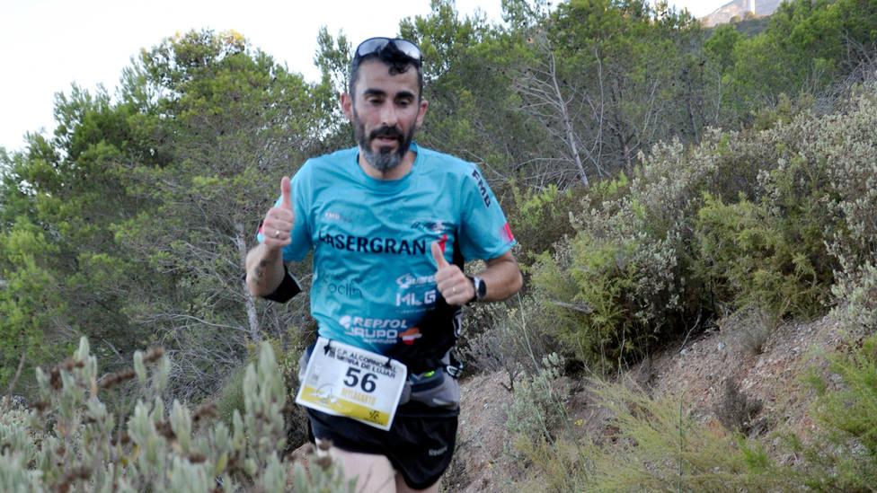 Ismael Bacas y Sofía García, ganadores de la VIII Carrera Pedestre Alcornocal Sierra de Lújar