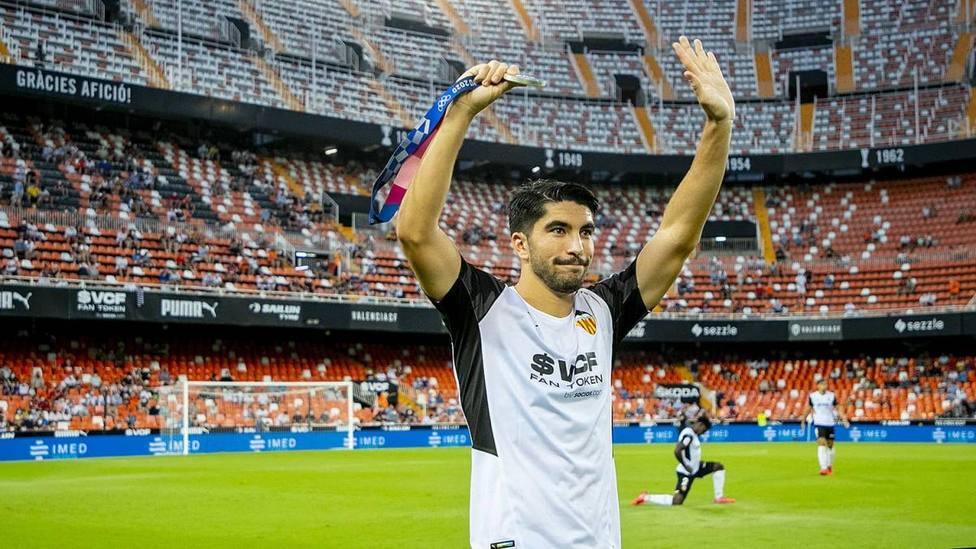 Ganó la medalla de plata en los JJOO y lidera al Valencia CF