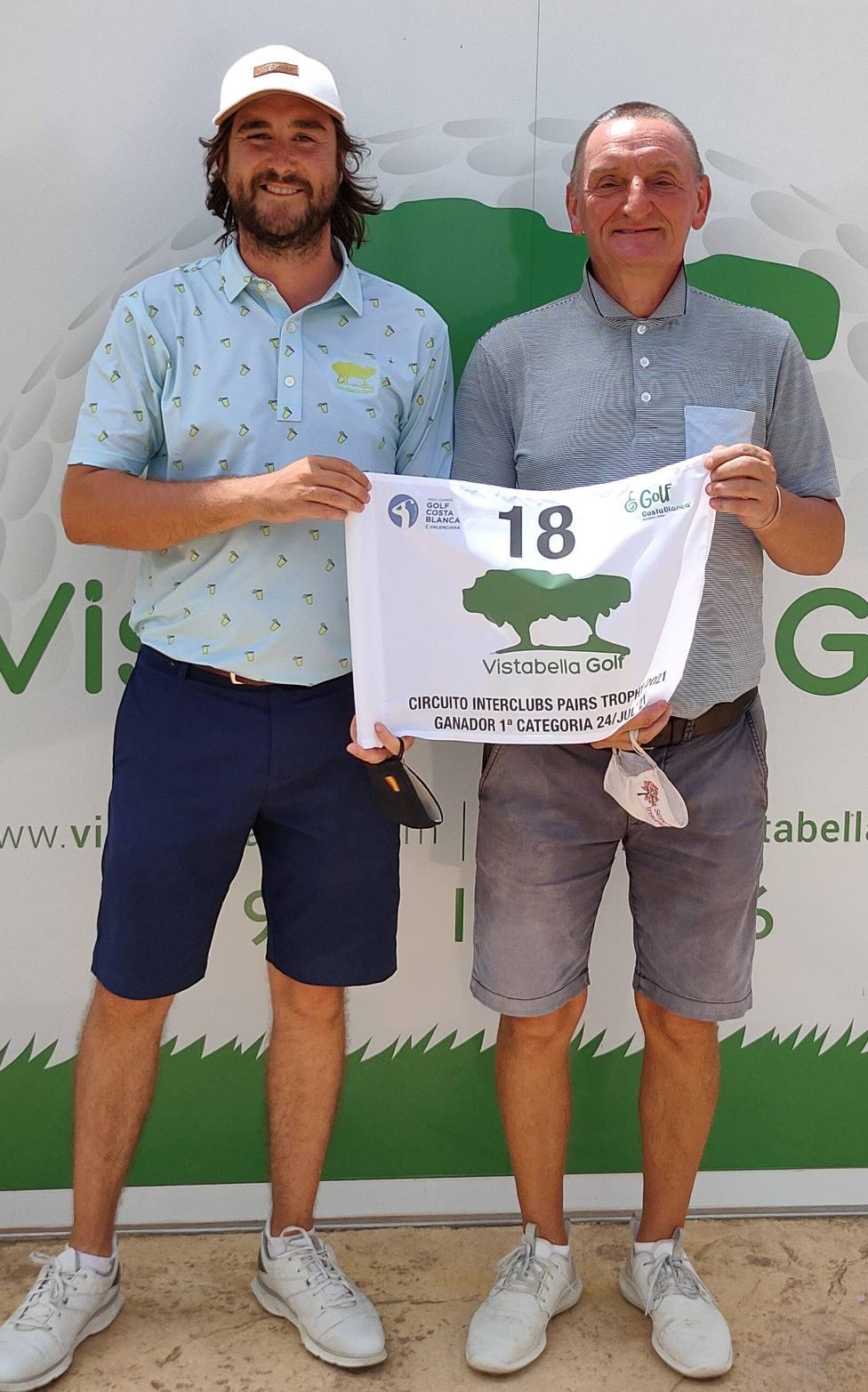 """Finaliza el """"Interclubs Pairs Trophy"""" con gran éxito de participación"""
