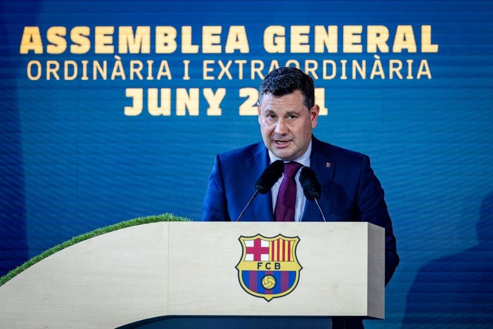 Fútbol.- La Asamblea dota al Barça de 525 millones de euros de crédito