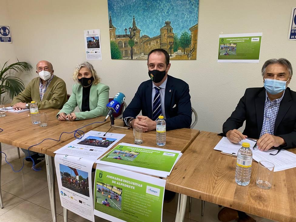 Carrera Solidaria de las Dehesas y Jornadas Inclusivas de Alpedrete