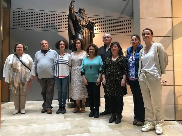 Todos los grupos parlamentarios vuelven a registrar la proposición de ley contra las prospecciones petrolíferas en el Mediterráneo español