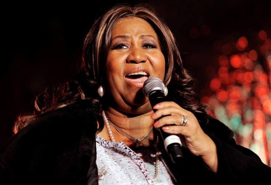 Las diez canciones de Artetha Franklin, la voz del oro