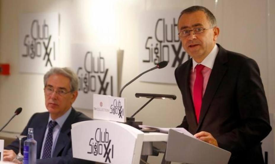 Lea íntegramente la conferencia de Fernándo Giménez Barricanal en el Club Siglo XXI