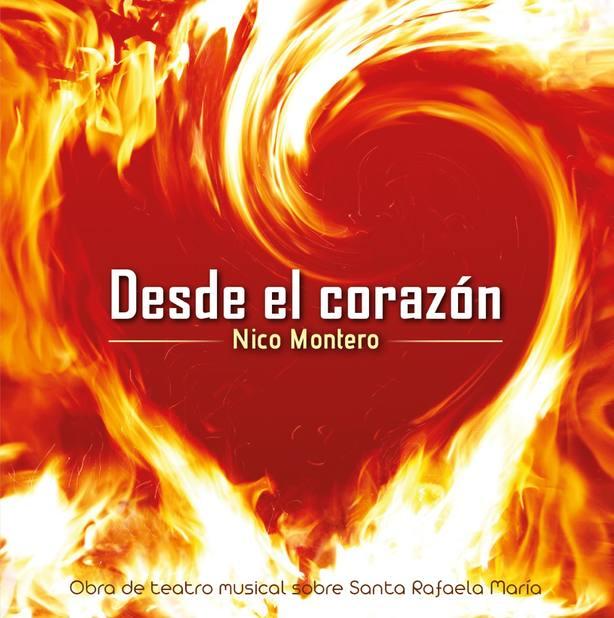 """""""Desde el corazón"""", la nueva obra de teatro Musical de Nico Montero se lanza en exclusiva en Religión COPE"""