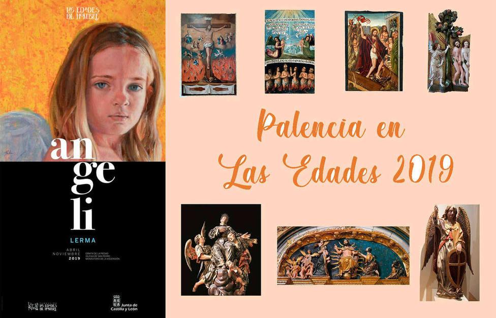Palencia aportará siete obras de entre los siglos XV y XVIII a las Edades