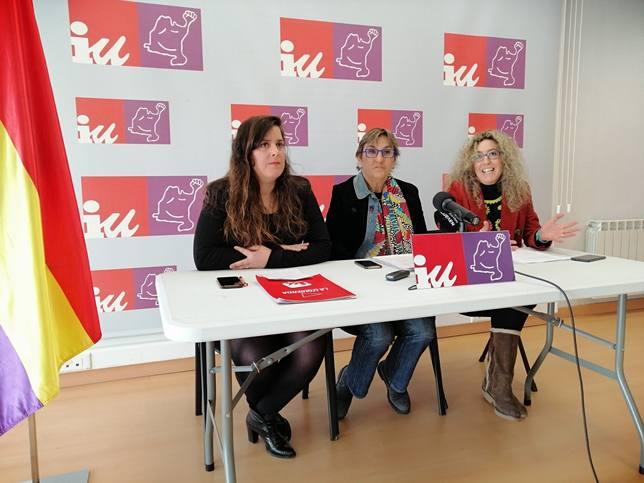 IU acusa a UPN, PP y Ciudadanos de ocultar sus siglas con la plataforma Navarra suma por miedo