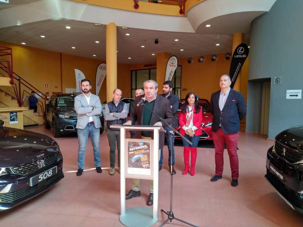 El sector espera llegar alcanzar ventas por valor de 4 millones en el Salón del Automóvil